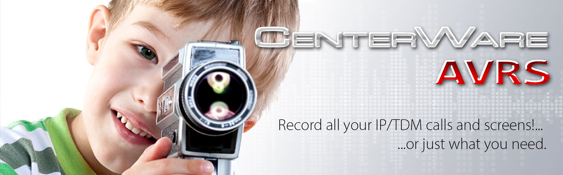 Contact Center Call and Screen Recording